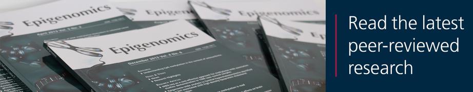 Epigenomics journal: exploring the advances in epigenomics