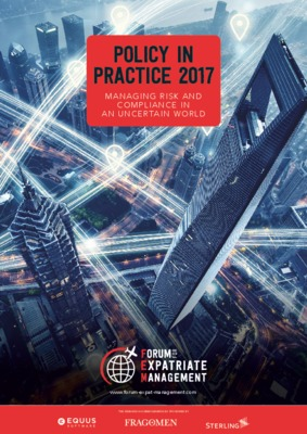 FEM Policy in Practice 2017 - Managing Risk and Compliance in an Uncertain World
