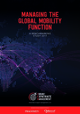 Managing the Global Mobility Function 2017