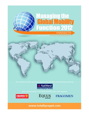 Managing the Global Mobility Function 2012