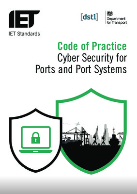 Code of Practice - Cyber Security of Ports and Port Systems