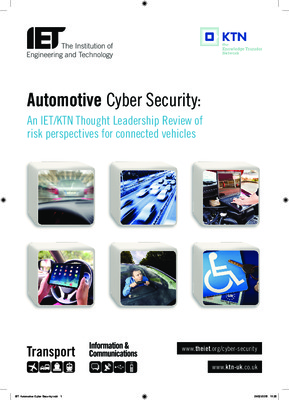 Automotive Cyber Security