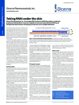 Taking RNAi under the skin