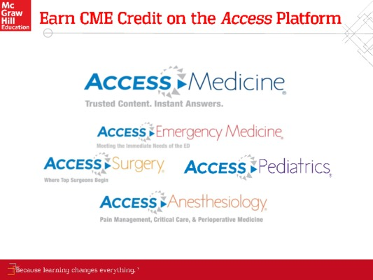 CME Overview - 2017