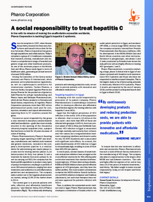 A social responsibility to treat hepatitis C